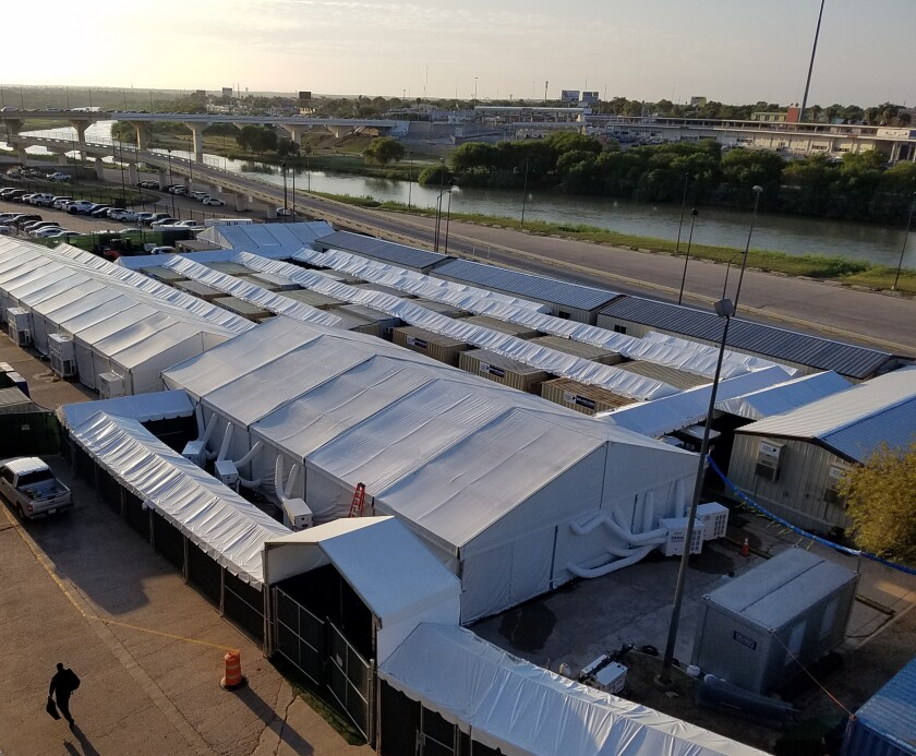 tent courts