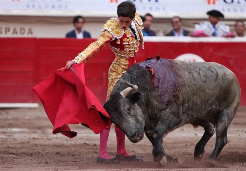 El torero mexicano Fermin Espinosa Armillita. EFE/Archivo