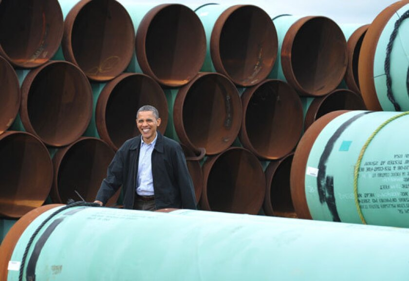 Keystone XL southern leg permitted as early as Monday