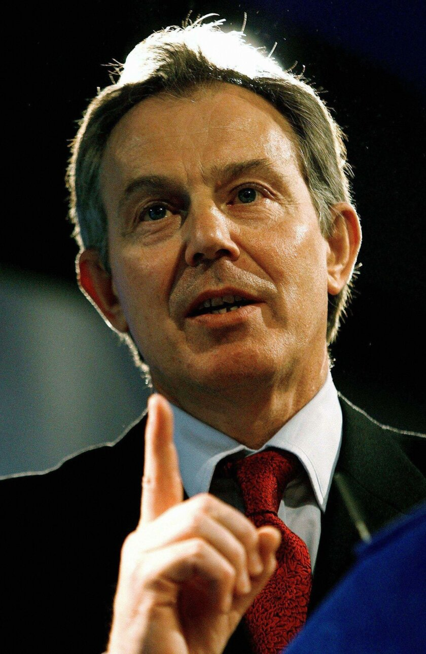 Prime Minister Tony Blair's government altered Al-Marashi's research to justify the 2003 invasion of Iraq