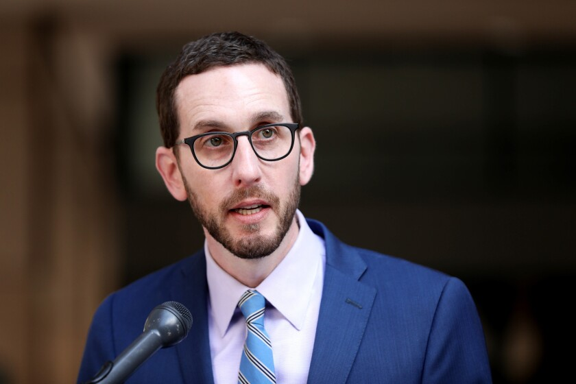 The failure of Senate Bill 50 was a blow to the bill's author, Sen. Scott Wiener (D-San Francisco).