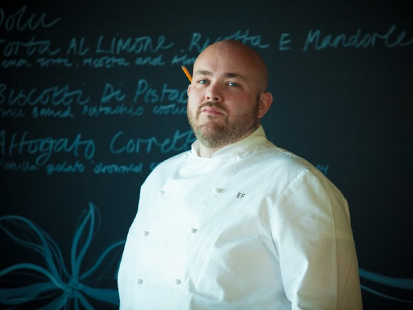 Evan Funke is chef of newly opened Bucato in Culver City.
