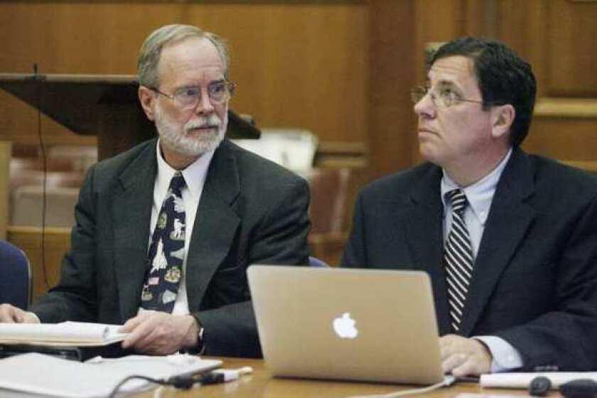 Judge confirms earlier ruling, sides with JPL in 'intelligent design' case