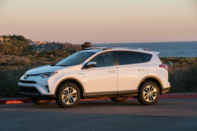 What the thrifty RAV4 Hybrid lacks in sophistication, it overcompensates in working-class function and durability.
