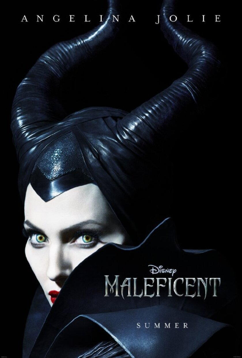 """Maleficent"" poster"