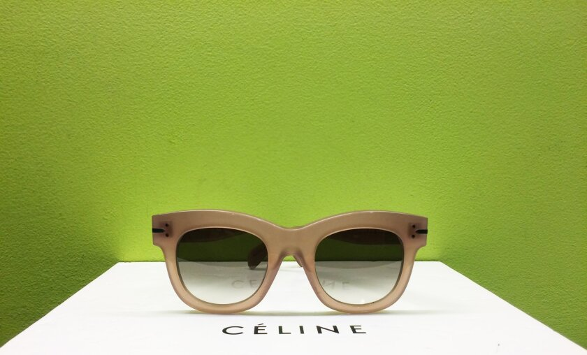 An example of the Céline line. Courtesy photo