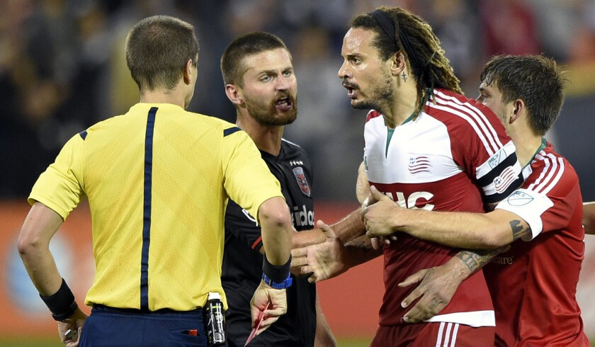Midfielder Jermaine Jones is stuck in a limbo partly of his own making and it could keep him off U.S. soccer team