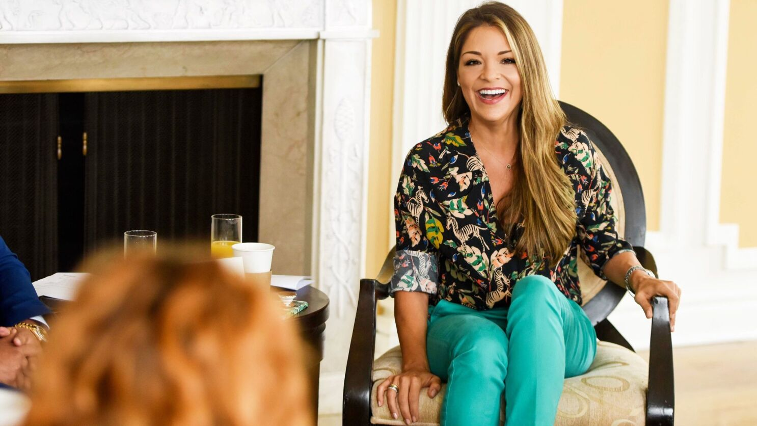 Affordable Design Magician Sabrina Soto Has Even More Reveals Up Her Sleeve Los Angeles Times