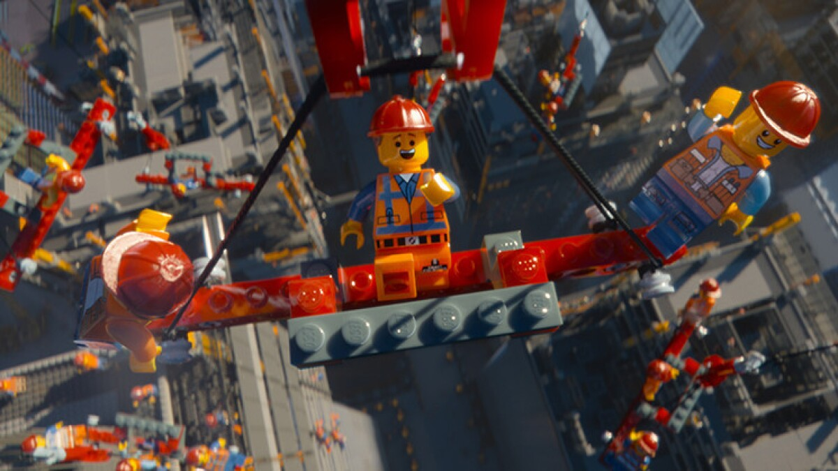 The Lego Movie Builds Big Advance Ticket Sales Los Angeles Times