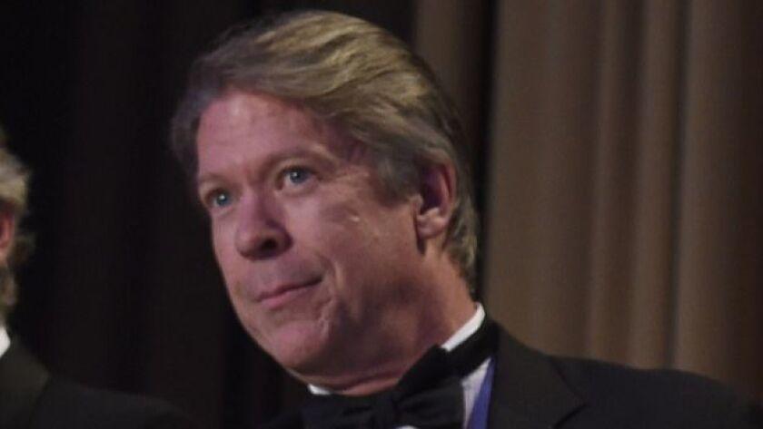 Major Garrett of CBS News, pictured in 2016.
