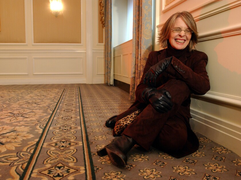 Diane Keaton will be honored later this year at the Hammer Museum in L.A.