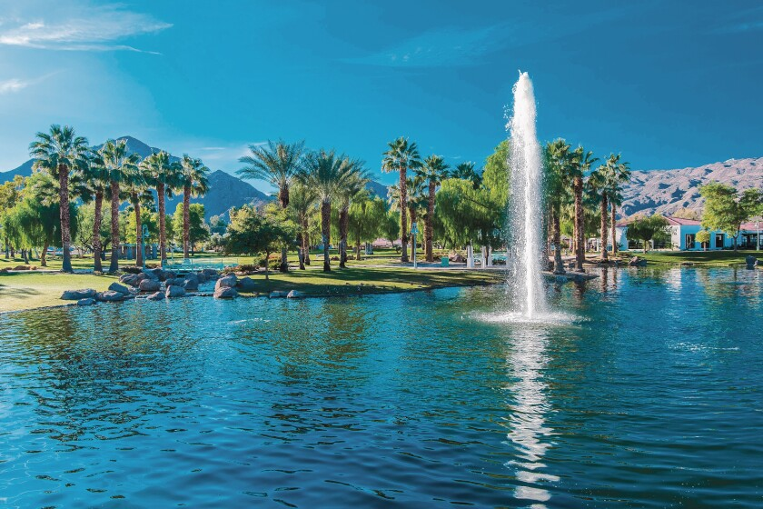 La Quinta Civic Center park will host the town's annual art festival. La Quinta Art Celebration will be held 10 a.m. to 5 p.m. March 5-8, 2020 (Thursday-Sunday) at 78495 Calle Tampico, La Quinta. Adult admission: $20; Multi-Day Pass $25, Ages 12 and under 12 free. Get tickets and find all event information at laquintaartcelebration.org