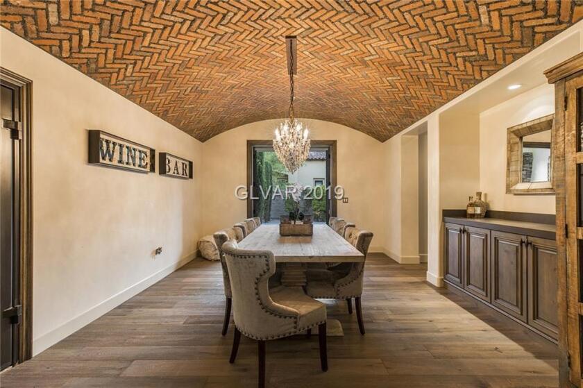 Marc-Andre Fleury's Las Vegas home | Hot Property