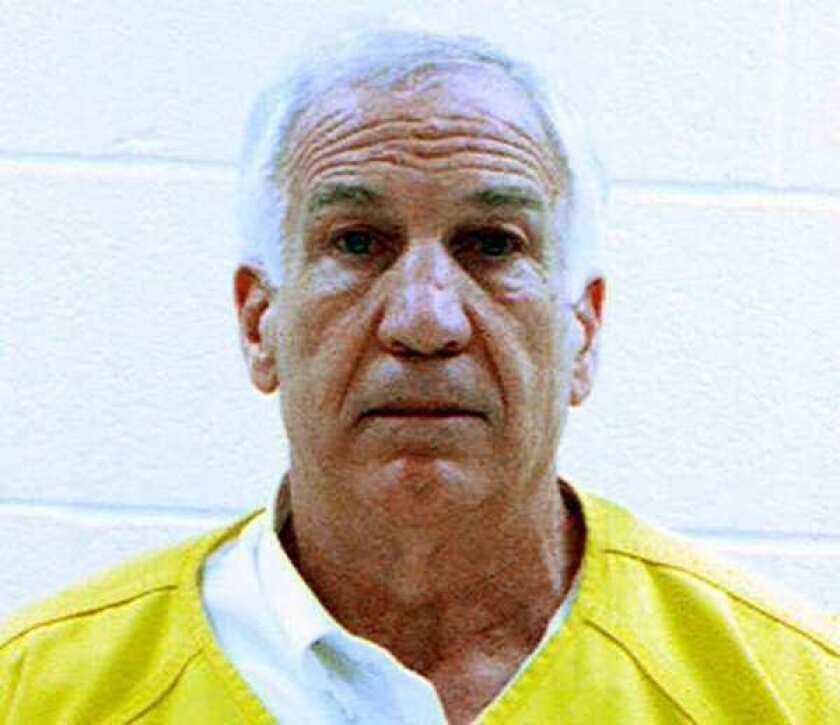Jerry Sandusky victim suing Penn State