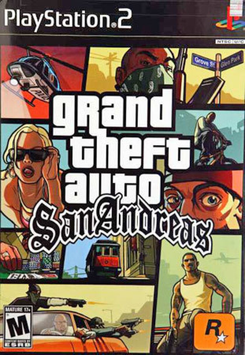 """Many retailers won't carry the bestselling """"Grand Theft Auto"""" game now that its rating has been raised to is """"Adults Only."""""""