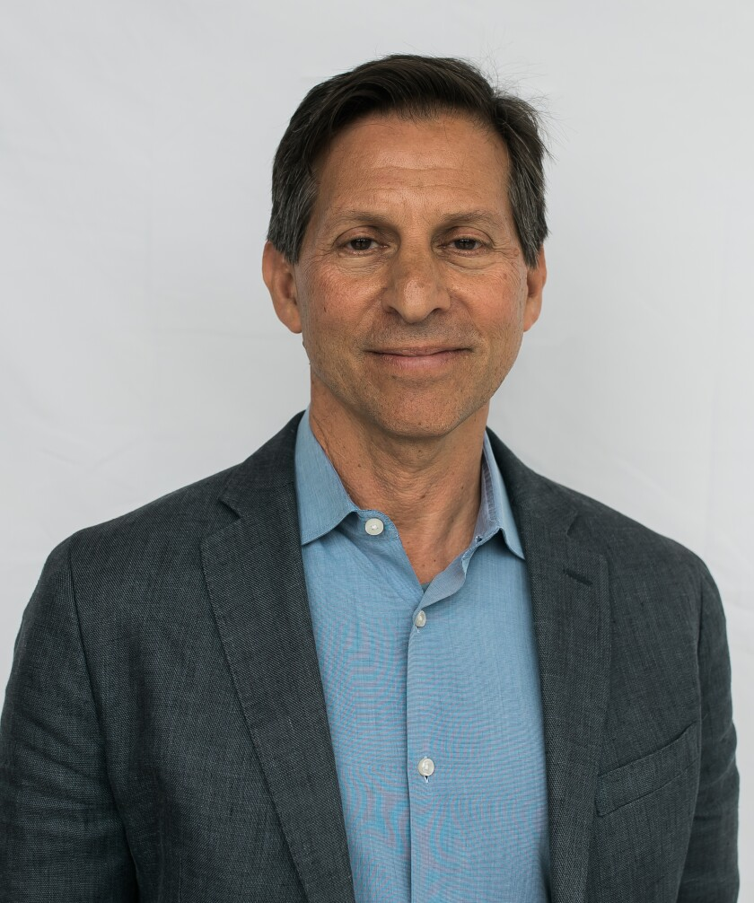 Dr. Paul Mischel,  professor at UC San Diego School of Medicine and member of the Ludwig Institute for Cancer Research.