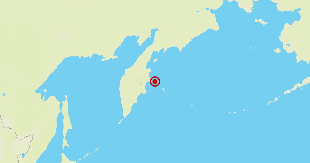 Earthquake 6 4 Quake Reported Near Russia S Kamchatka Peninsula Los Angeles Times
