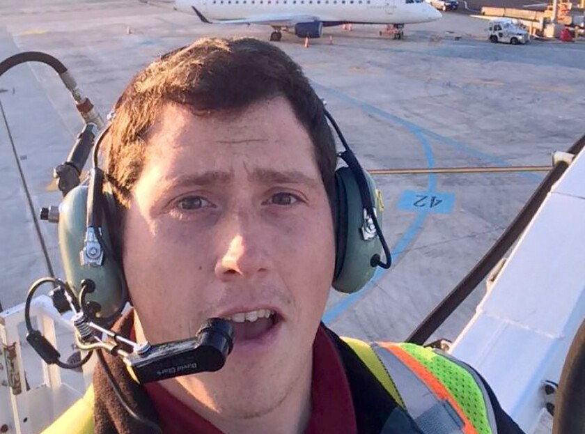 Richard Russell died in Friday's plane crash.