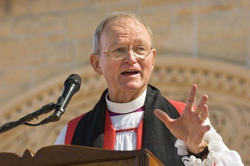 Rev. William Swing
