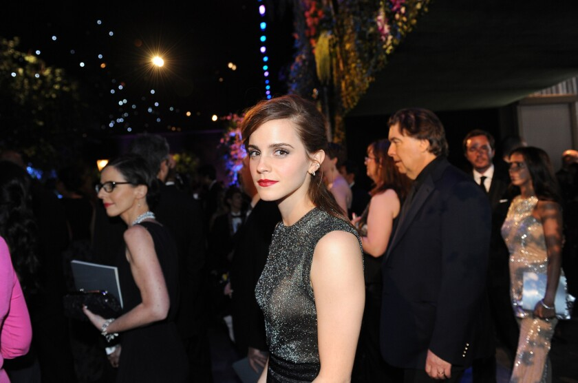 Actress and activist Emma Watson is launching a feminist book club.