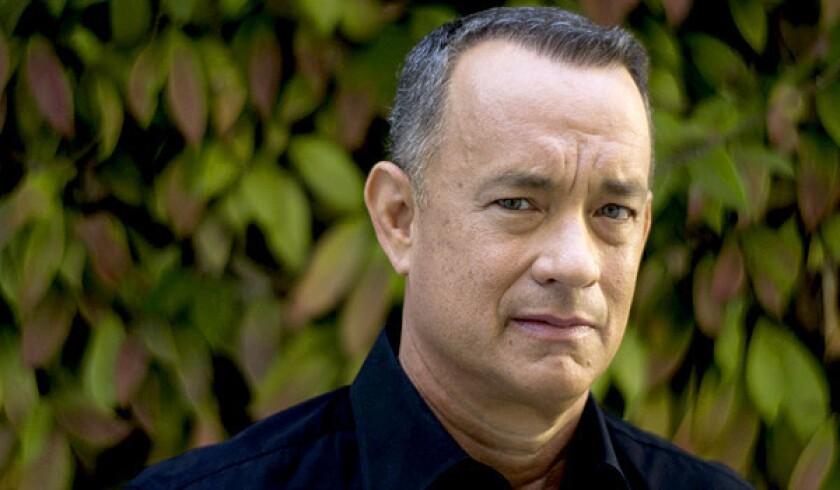 """Tom Hanks podría ser el """"papá"""" de Pinocchio en la nueva película de Disney."""