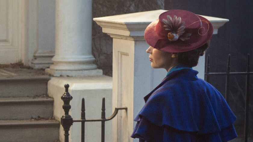 'Mary Poppins Returns'