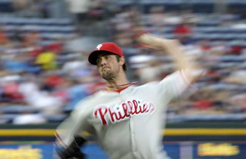 Cole Hamels suspended 5 games for hitting Bryce Harper with pitch
