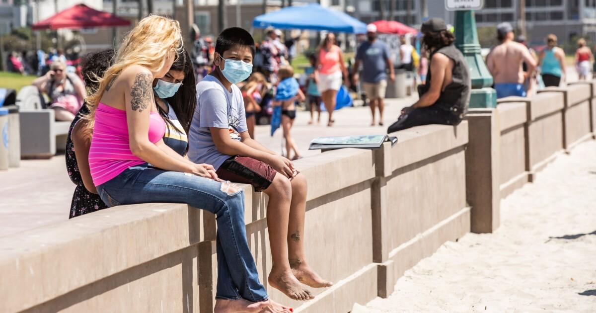 U.S. perfectly equipped to beat coronavirus. Trump failed