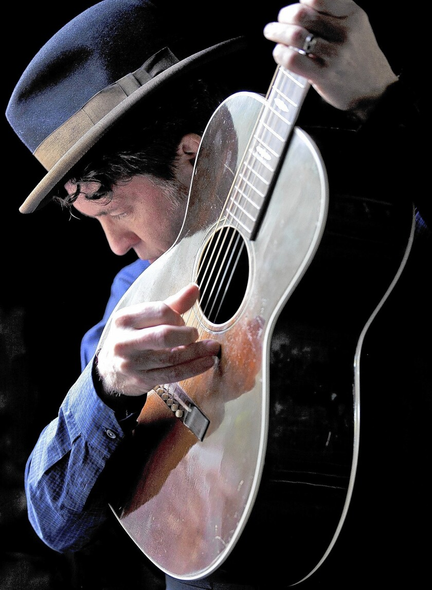 Singer-songwriter Joe Henry