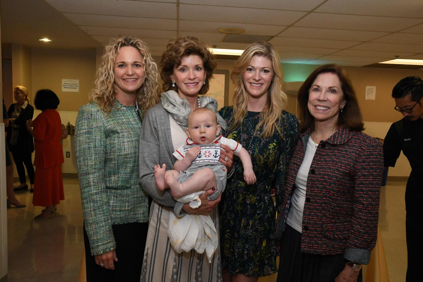 Susan Hoehn's birthday celebration focuses on work of San Diego Rescue Mission to help homeless