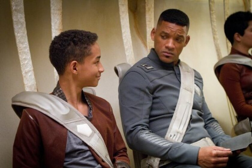 """After Earth"" will not have a strong debut at the box office this weekend, where ""Fast & Furious 6"" is expected to claim No. 1"