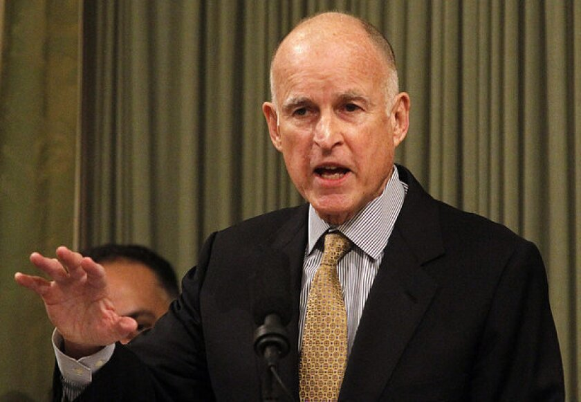 Gov. Jerry Brown has signed a pact aligning California's energy policies with those of Oregon, Washington and British Columbia.