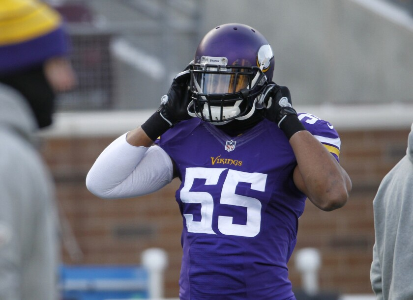 f94c82aa Former Bruin Anthony Barr's rookie season with Vikings ends in ...