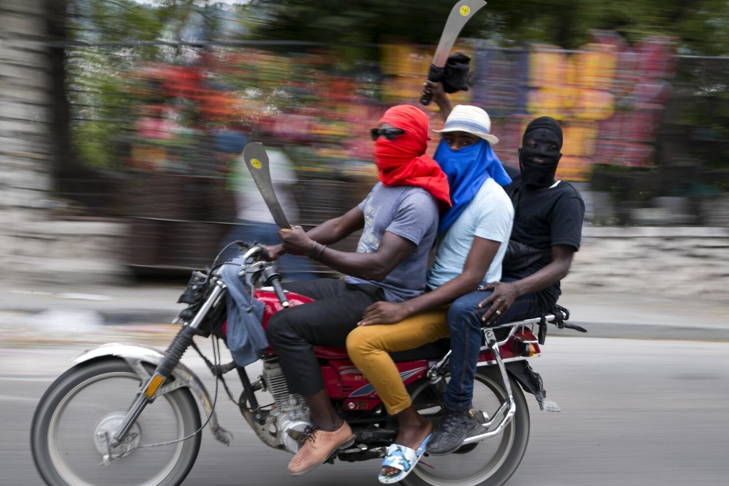 Secuestros, un azote que aumenta la pobreza en Haití - San Diego  Union-Tribune en Español