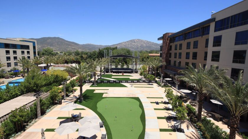 Viejas Casino is launching a new concert series at a new 3,000-capacity outdoor venue.