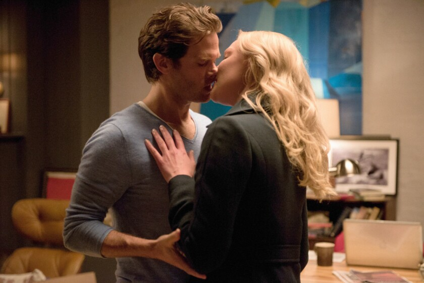 Katherine Heigl, with an assist from a stellar supporting
