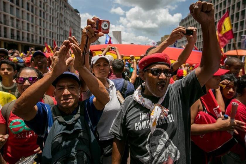 Los venezolanos salen a las calles mañana en donde se espera una jornada candente.