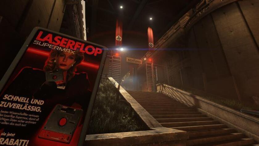 """Imagen cedida por Bethesda de su nuevo videojuego """"Wolfenstein: Youngblood"""". EFE"""