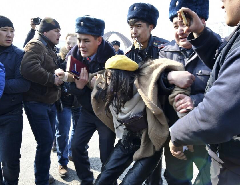 Kyrgyzstan Women's Day