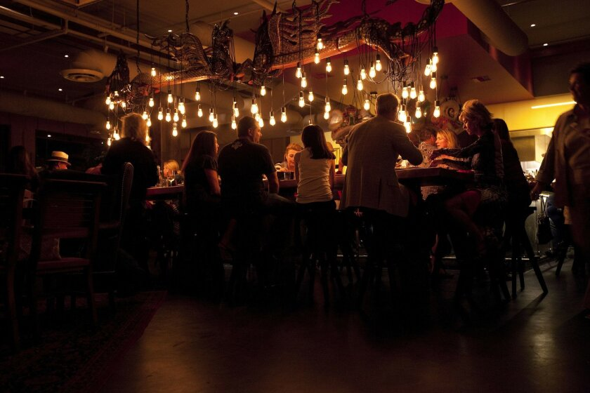 Burlap, a part of celebrity chef Brian Malarkey's fabric-themed restaurant empire, is closing June 10 and will reopen July 17 as a Searsucker, the highly successful brand with locations in the Gaslamp Quarter, Scottsdale and Austin.