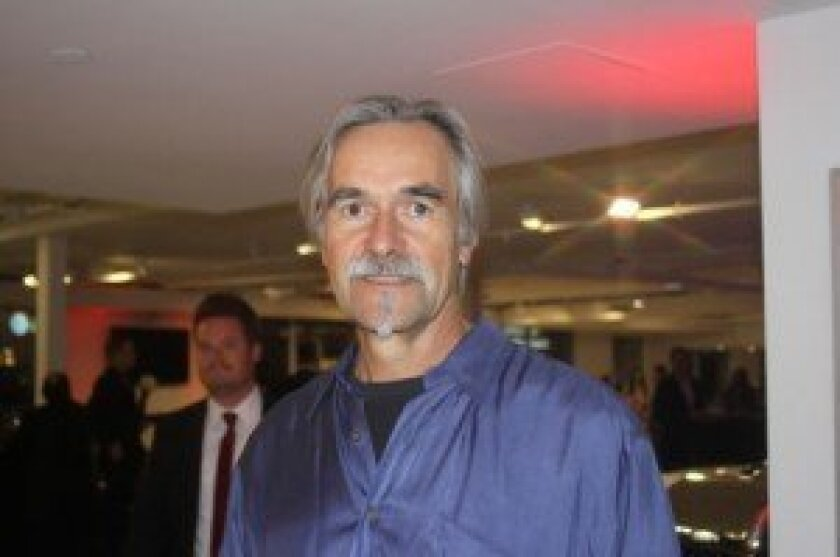 Film director Keith Holland.