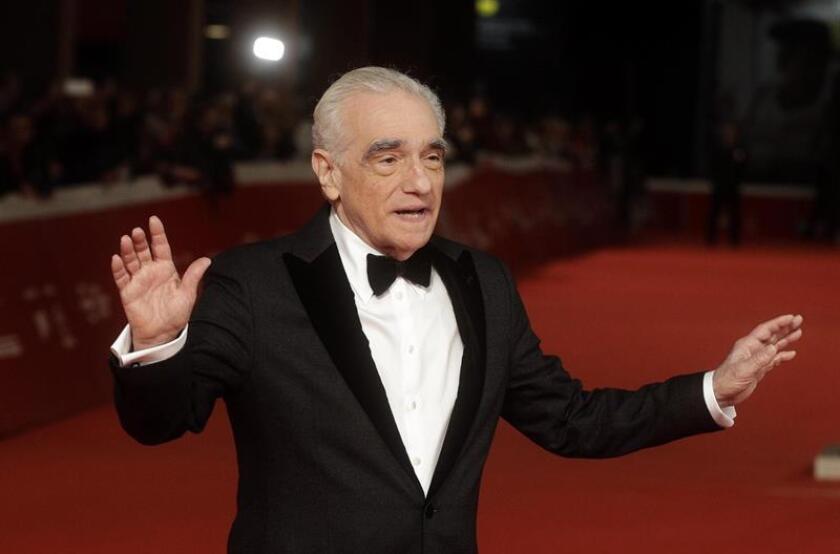 El cineasta estadounidense Martin Scorsese. EFE/Archivo