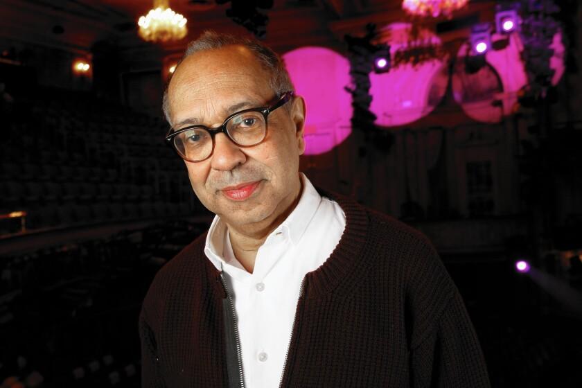 Director George C. Wolfe