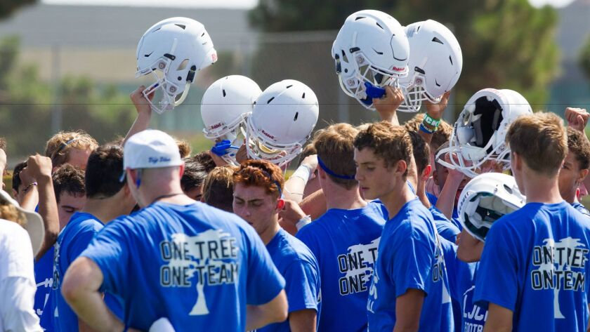 La Jolla Country Day will face Santana for the San Diego Section Division IV title on Friday.