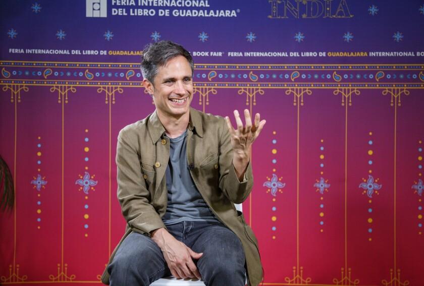 El actor Gael García Bernal en una imagen de archivo.