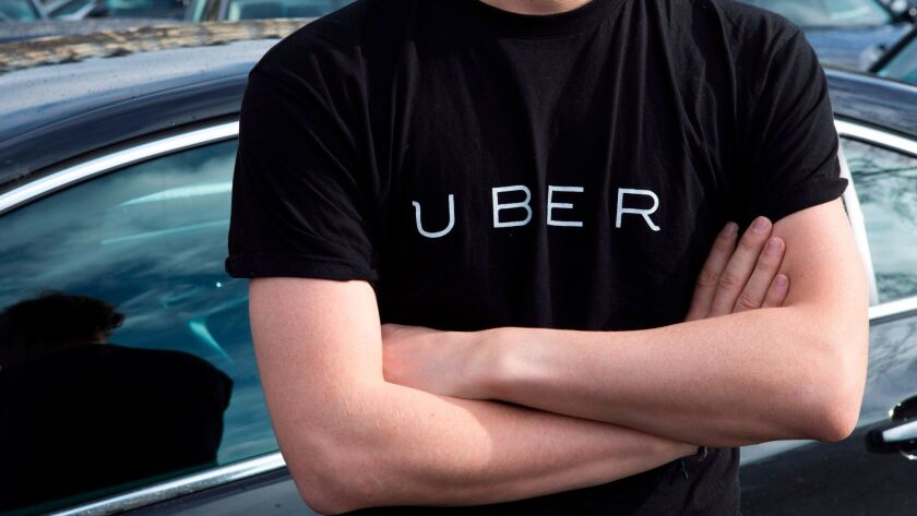 The lawsuit by three Latina engineers contends that Uber's performance evaluations favored men and white and Asian American workers over everyone else.