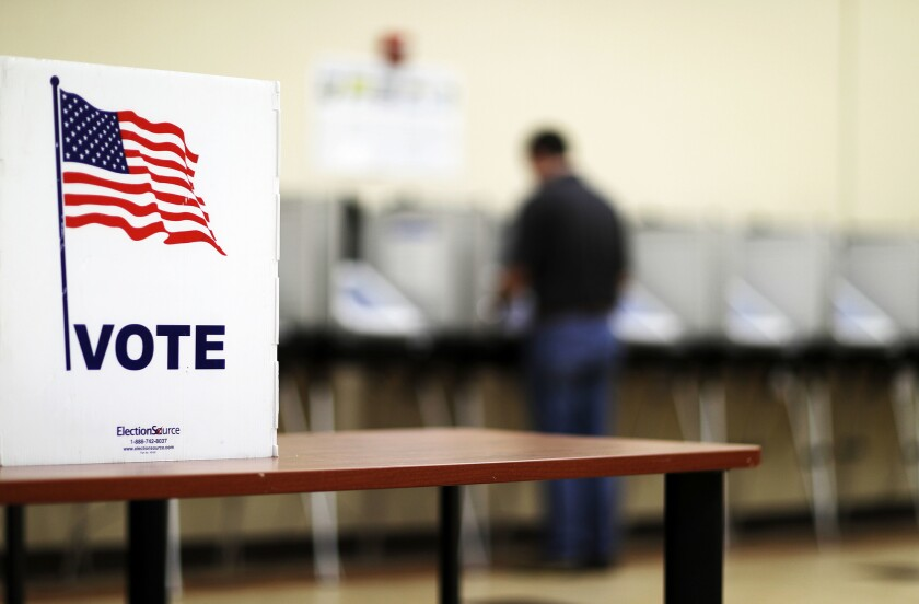 California Proposition 18 would let 17-year-olds vote in primaries.