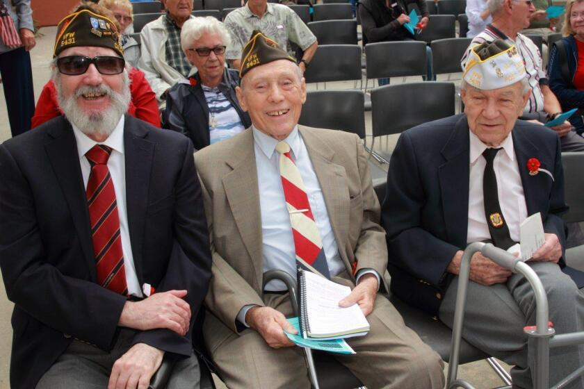 Steven A. Ellwood, George Townsend, Clarence Bytof