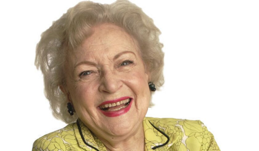 """Betty White will play God in the finale of """"Save Me."""""""