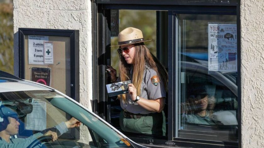 Readers React: We need troops guarding national parks during a government shutdown, not our border